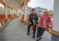 建湖县沿河镇:  康养小镇生态又宜居