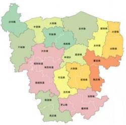 泰州三區市行政區劃變更獲江蘇省政府批復