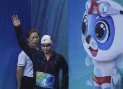 五四青年节,中国游泳小将们刷新纪录