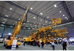 2021长沙国际工程机械展览会开幕