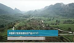 中国累计批准地理标志产品2473个