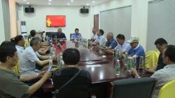 阜宁县市场监管局组织离退休老党员开展庆祝建党百年活动