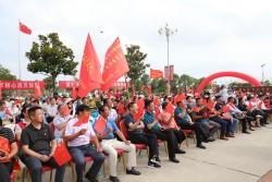 白驹镇狮子口村 唱响革命歌曲庆祝建党百年