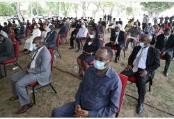 坦桑尼亚启动新冠疫苗接种计划