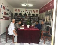 """滨海县300个农家书屋变身党史学习教育""""实境课堂"""""""