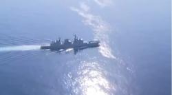 韩国一军舰68人确诊新冠,派2架军机接回