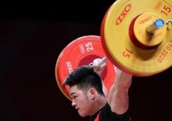 第12金!石智勇轻取73公斤级金牌,打破总成绩世界纪录