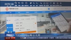 12306网站推出无障碍服务方便老年人购票