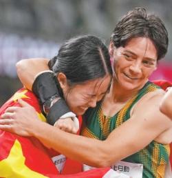 中国体育代表团历届夏季残奥会金牌总数达到502枚
