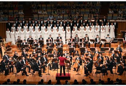 《黄河大合唱》交响合唱音乐会在国家大剧院上演